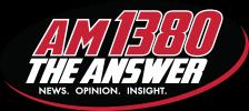 AM 1380 logo